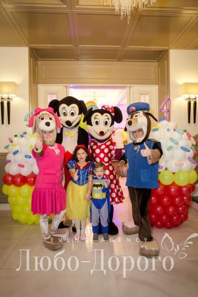 День рождения в стиле Disney - фото 13>