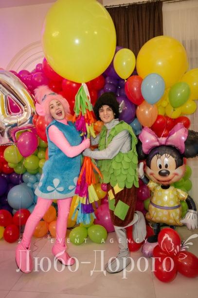 День рождения в стиле Disney - фото 19>