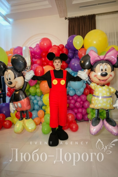 День рождения в стиле Disney - фото 16>
