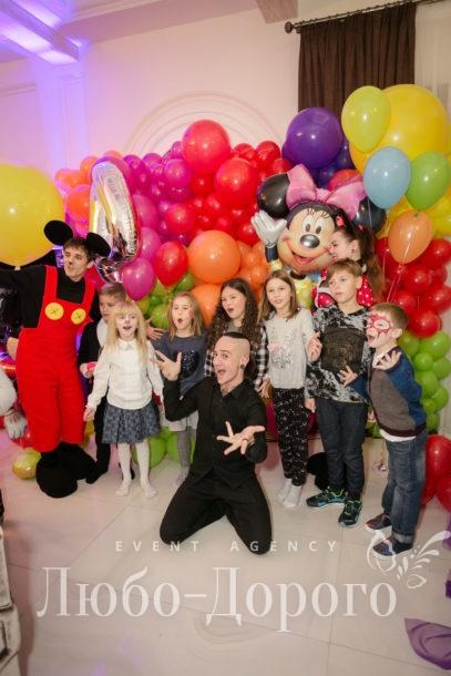 День рождения в стиле Disney - фото 26>