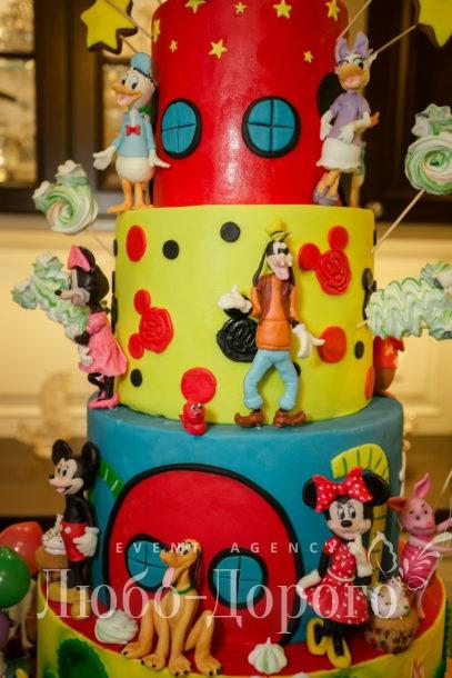 День рождения в стиле Disney - фото 23>