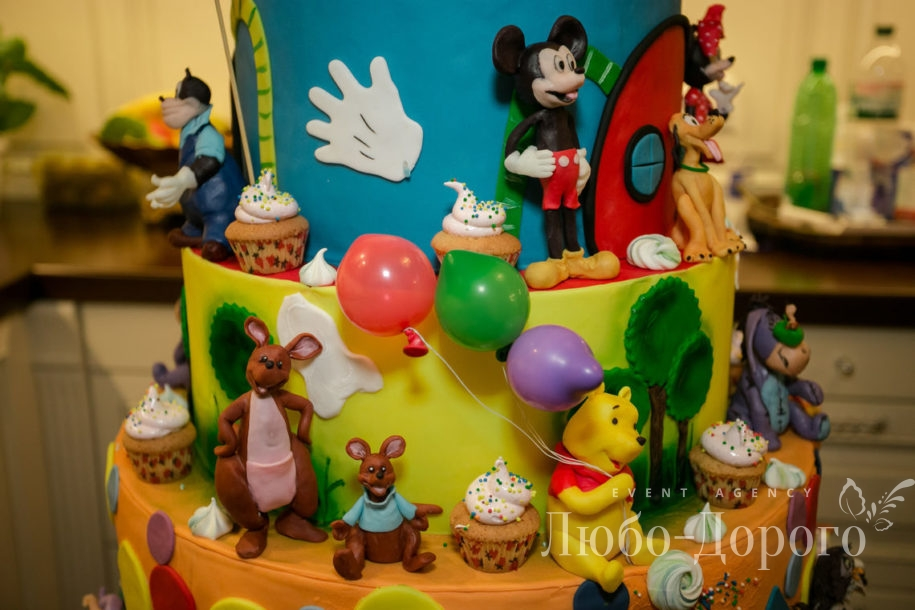 День рождения в стиле Disney - фото 36>