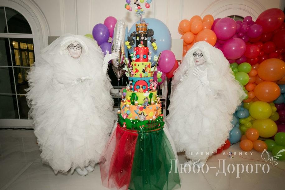 День рождения в стиле Disney - фото 43>