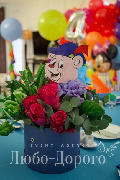 День рождения в стиле Disney - фото 46>