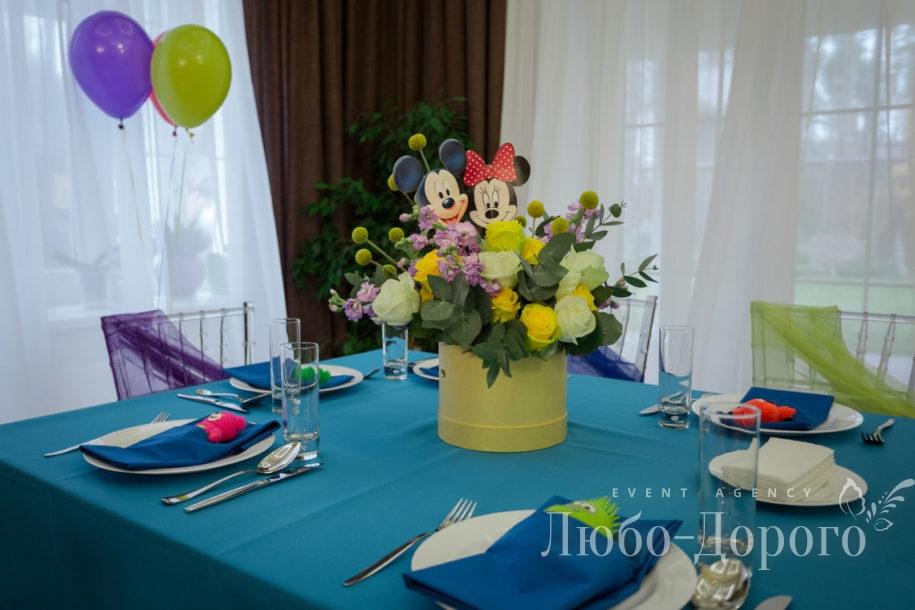 День рождения в стиле Disney - фото 44>