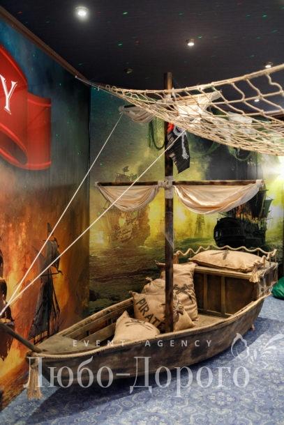 День рождения «Пираты» - фото 4>