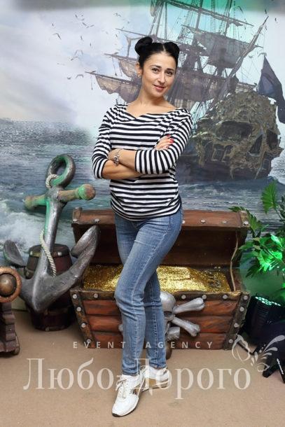 День Рождения в Пиратском стиле - фото 13>