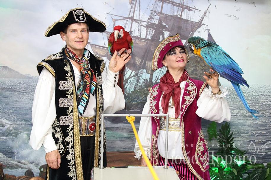 День Рождения в Пиратском стиле - фото 17>