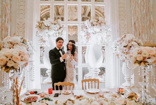 Идеальная свадьба в европейских традициях