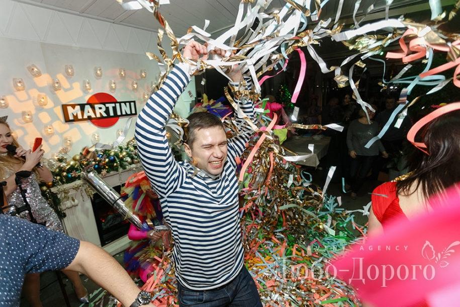 Новогодний корпоратив в стиле Цирк - фото 30>
