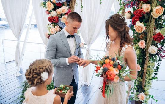 Свадьба Руслан и Виктория Киев