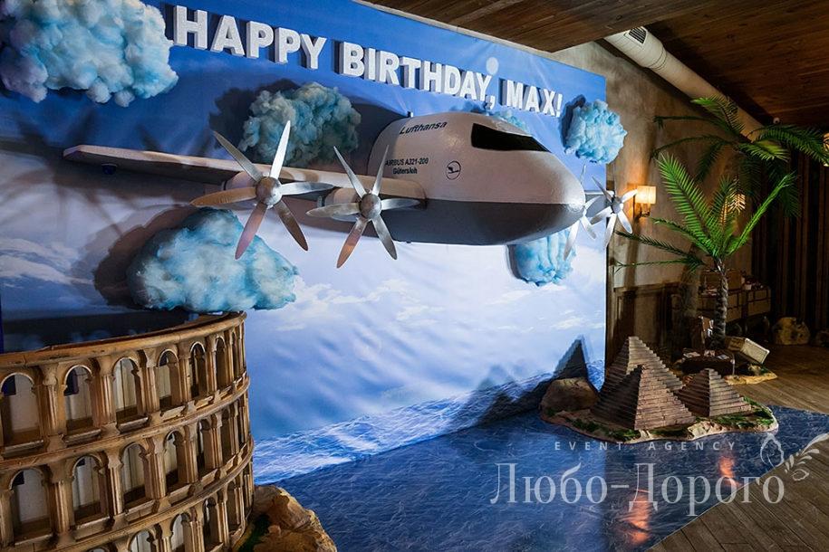 День рождения юного пилота - фото 13>
