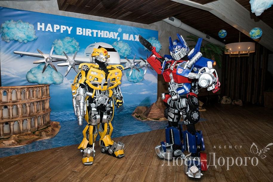 День рождения юного пилота - фото 14>