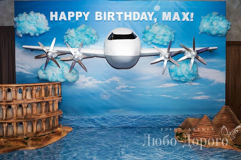 День рождения юного пилота - фото 3>
