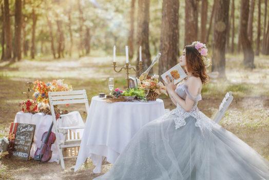 18 идей для создания свадьбы в стиле сказки