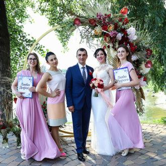 Свадьба Сергей и Марина