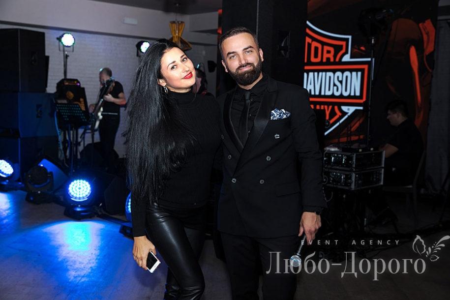 Вечеринка в стиле Harley-Davidson - фото 1>