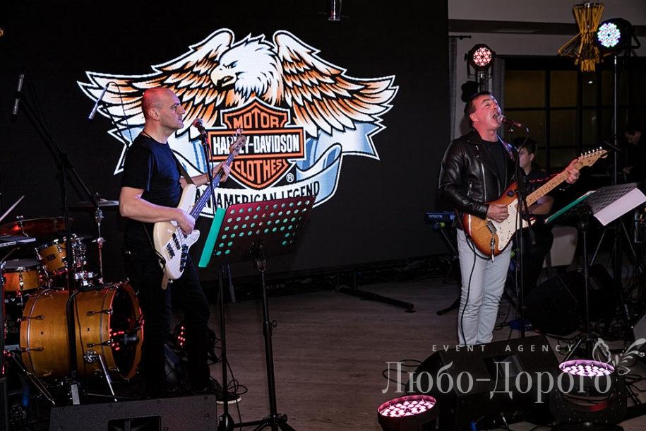 Вечеринка в стиле Harley-Davidson - фото 10>