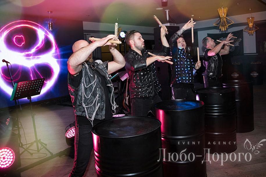 Вечеринка в стиле Harley-Davidson - фото 12>
