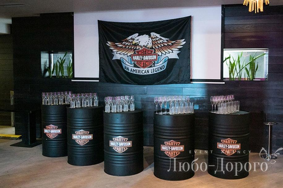 Вечеринка в стиле Harley-Davidson - фото 4>