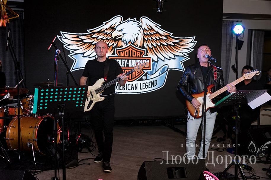 Вечеринка в стиле Harley-Davidson - фото 9>
