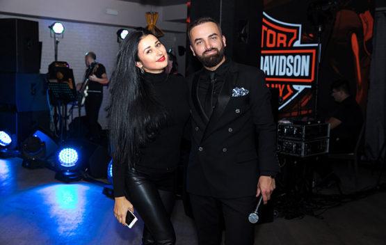 Вечеринка в стиле Harley-Davidson