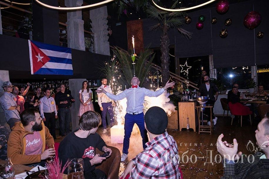 Новогодний корпоратив в кубинском стиле - фото 17>