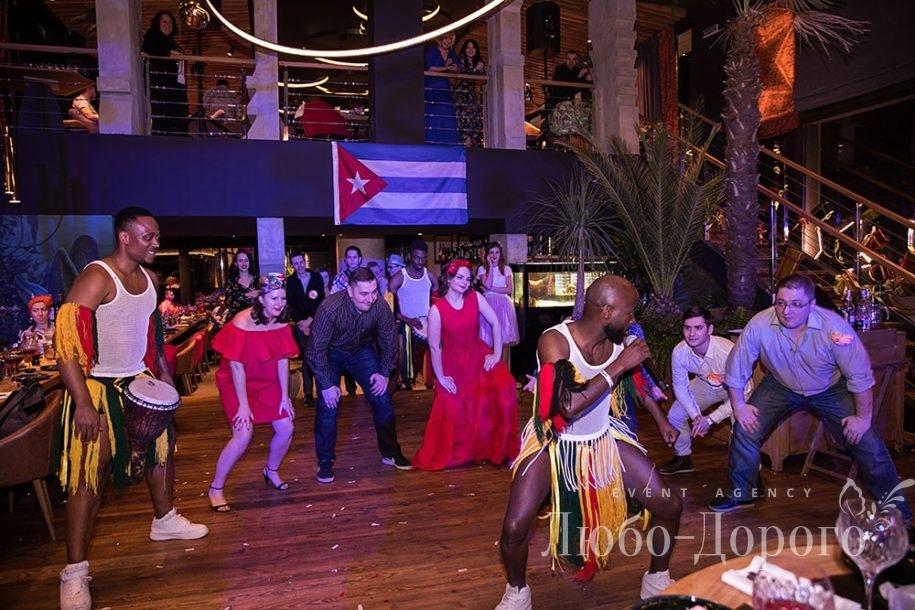 Новогодний корпоратив в кубинском стиле - фото 26>