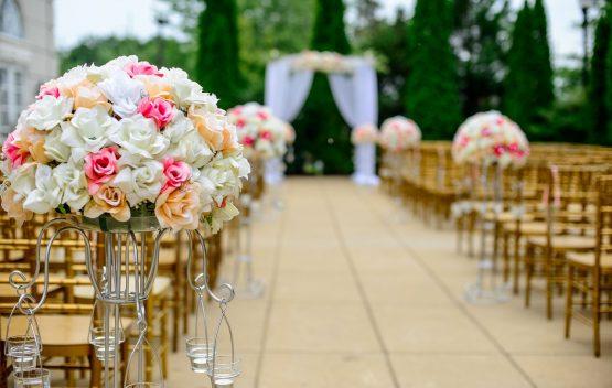 Выбираем аксессуары к свадьбе
