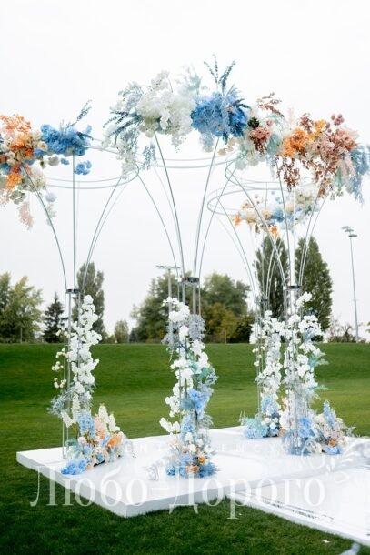 Ливанско-украинская  свадьба - фото 36>