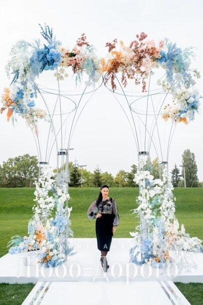Ливанско-украинская  свадьба - фото 41>