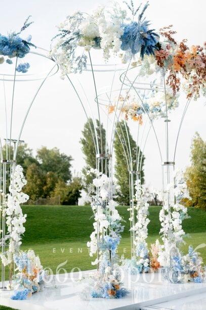 Ливанско-украинская  свадьба - фото 49>