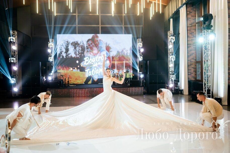 Ливанско-украинская  свадьба - фото 53>