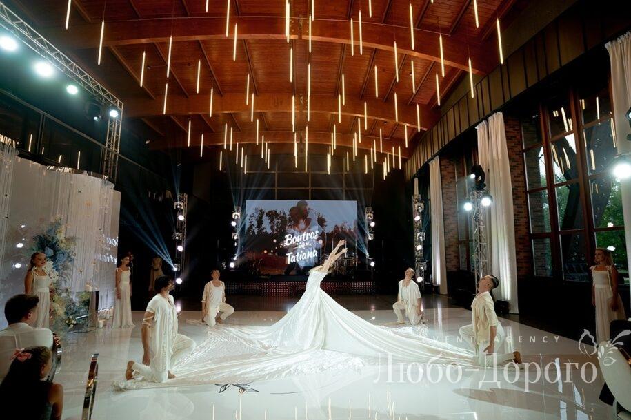 Ливанско-украинская  свадьба - фото 54>