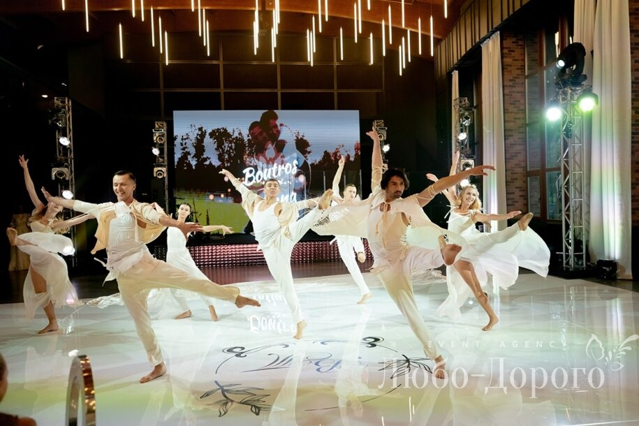 Ливанско-украинская  свадьба - фото 56>