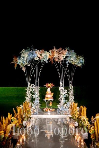Ливанско-украинская  свадьба - фото 68>
